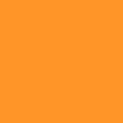 Flat Orange Powder Coat